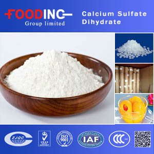 Calcium Sulfate Dihydrate Suppliers