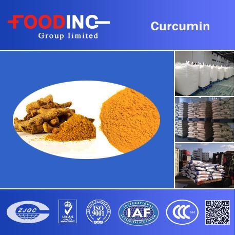 Curcumin supplier
