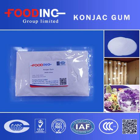 Konjac gum suppliers