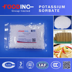 Potassium sorbate suppliers