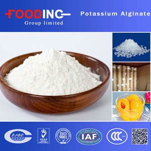 Potassium alginate suppliers