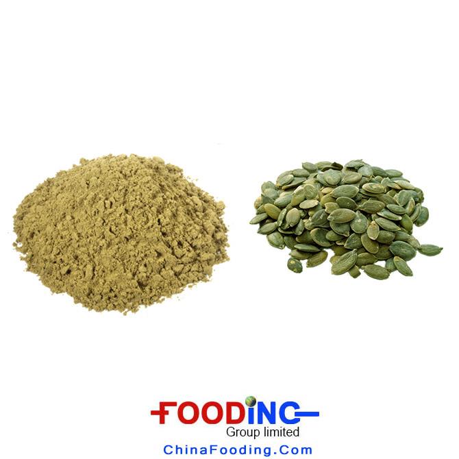 Pumpkin seed protein supplier