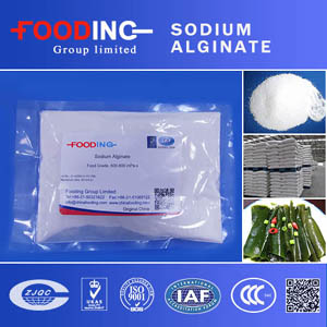 Sodium Alginate suppliers