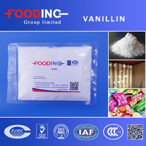 vanillin suppliers