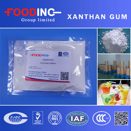 Xanthan gum suppiers